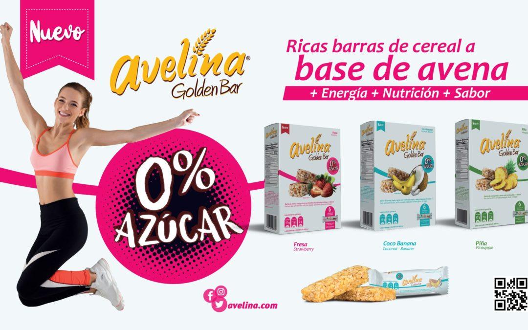 Mauro Libi: Avelina con Golden Bar cero azúcar trae más opciones para la familia venezolana